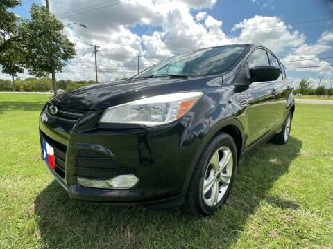 2013 Ford Escape for sale at Carz Of Texas Auto Sales in San Antonio TX
