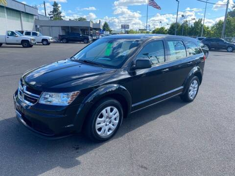 2013 Dodge Journey for sale at Vista Auto Sales in Lakewood WA