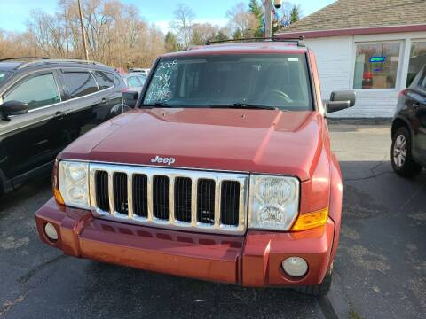 2009 Jeep Commander for sale at All State Auto Sales, INC in Kentwood MI