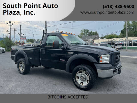 2007 Ford F-350 Super Duty for sale at South Point Auto Plaza, Inc. in Albany NY