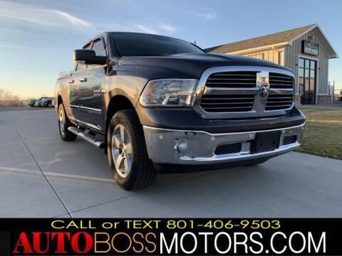 2016 RAM Ram Pickup 1500 for sale at Auto Boss in Woodscross UT