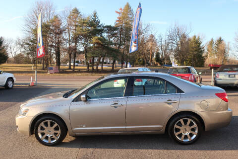 2009 Lincoln MKZ for sale at GEG Automotive in Gilbertsville PA