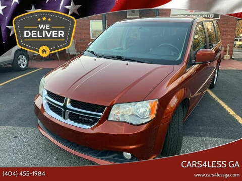 2012 Dodge Grand Caravan for sale at Cars4Less GA in Alpharetta GA