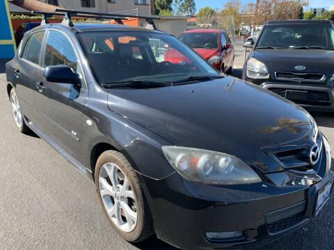 2008 Mazda MAZDA3 for sale at CARZ in San Diego CA