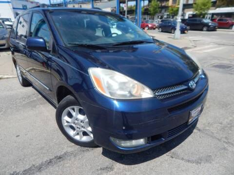 2005 Toyota Sienna for sale at Excellence Auto Trade 1 Corp in Brooklyn NY