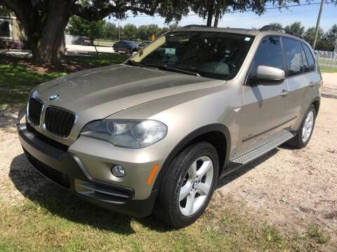 2009 BMW X5 for sale at MISSION AUTOMOTIVE ENTERPRISES in Plant City FL