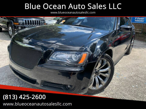 2014 Chrysler 300 for sale at Blue Ocean Auto Sales LLC in Tampa FL