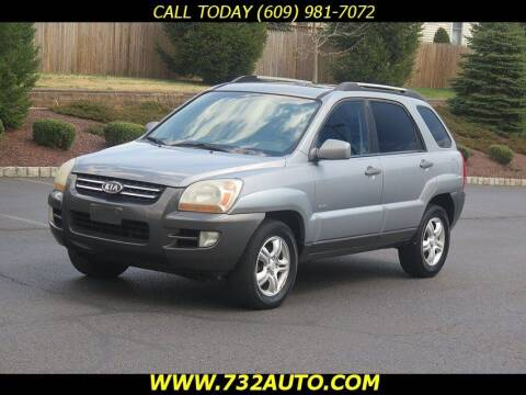 2005 Kia Sportage for sale at Absolute Auto Solutions in Hamilton NJ