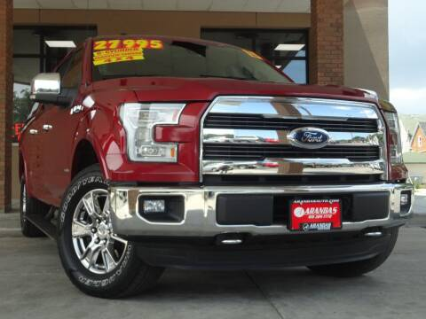 2015 Ford F-150 for sale at Arandas Auto Sales in Milwaukee WI