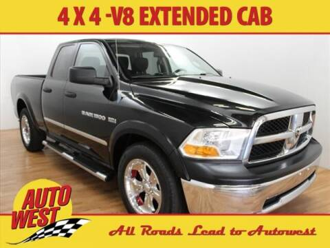 2011 RAM Ram Pickup 1500 for sale at Autowest of GR in Grand Rapids MI