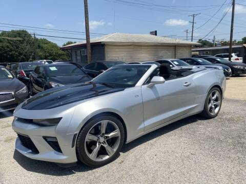 2017 Chevrolet Camaro for sale at Pary's Auto Sales in Garland TX