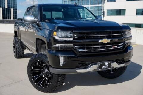 2017 Chevrolet Silverado 1500 for sale at JD MOTORS in Austin TX
