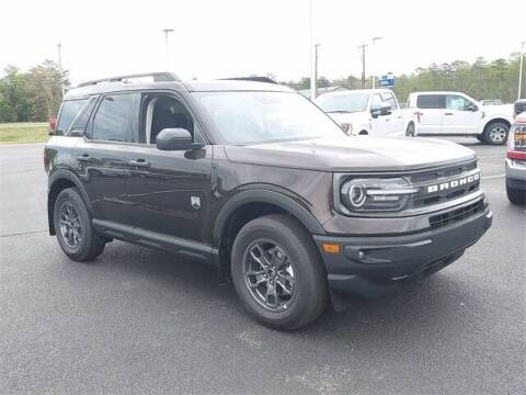2021 Ford Bronco Sport for sale at Gentilini Motors in Woodbine NJ