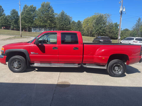 2007 GMC Sierra 3500 Classic for sale at Truck and Auto Outlet in Excelsior Springs MO