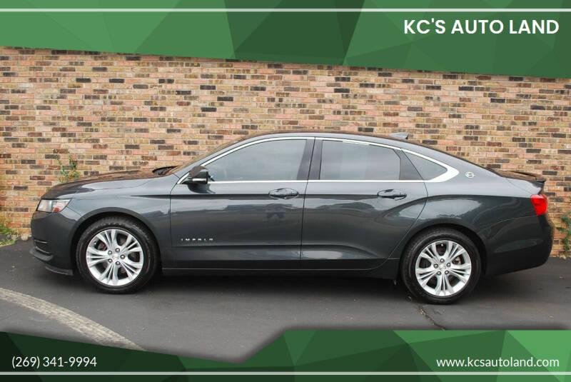 2015 Chevrolet Impala for sale at KC'S Auto Land in Kalamazoo MI