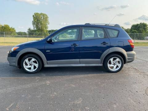 2004 Pontiac Vibe for sale at Caruzin Motors in Flint MI