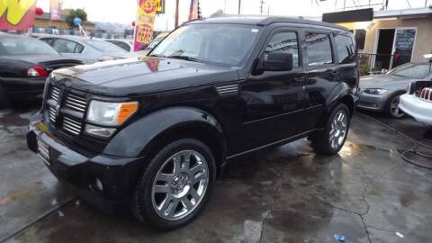 2007 Dodge Nitro for sale at Top Notch Auto Sales in San Jose CA