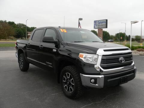 2015 Toyota Tundra for sale at Integrity Auto Center in Paola KS