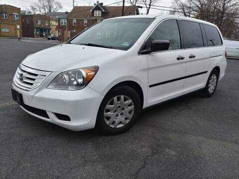 2010 Honda Odyssey for sale at Nerger's Auto Express in Bound Brook NJ