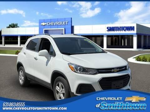 2018 Chevrolet Trax for sale at CHEVROLET OF SMITHTOWN in Saint James NY