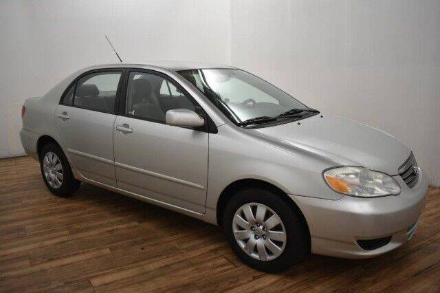 2004 Toyota Corolla for sale at Paris Motors Inc in Grand Rapids MI
