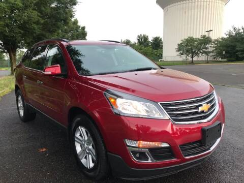 2014 Chevrolet Traverse for sale at Cooks Motors in Westampton NJ