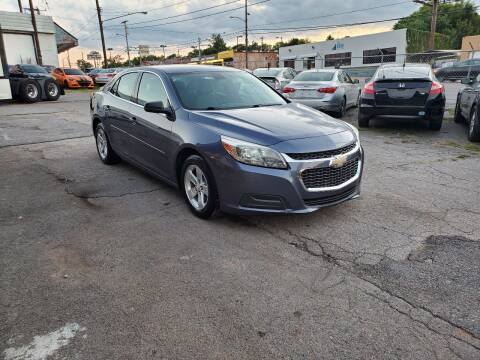 2014 Chevrolet Malibu for sale at Green Ride Inc in Nashville TN