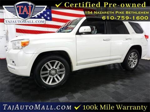 2012 Toyota 4Runner for sale at Taj Auto Mall in Bethlehem PA