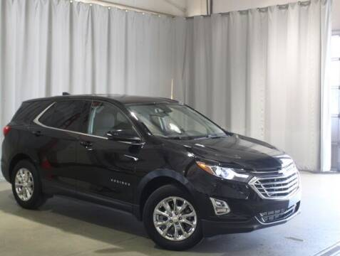 2018 Chevrolet Equinox for sale at Auto Center of Columbus in Columbus OH