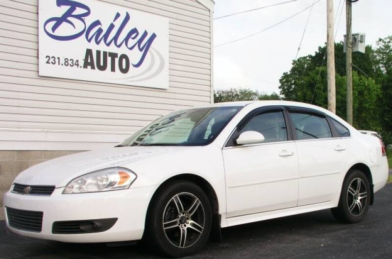 2011 Chevrolet Impala for sale at Bailey Auto LLC in Bailey MI