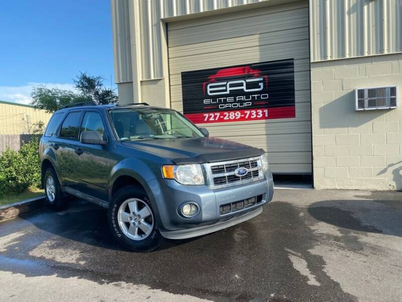 2012 Ford Escape for sale at Elite Auto Group LLC in Pinellas Park FL
