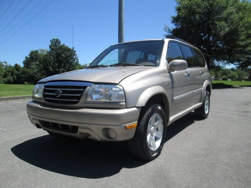 2003 Suzuki Grand Vitara XL-7 Touring