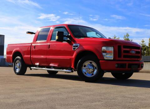 2008 Ford F-250 Super Duty for sale at La Familia Auto Sales in San Jose CA