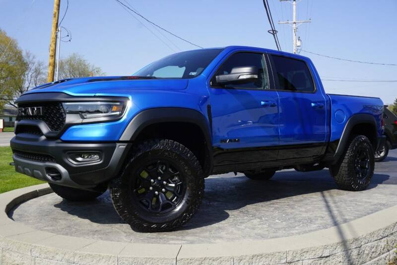 2021 RAM Ram Pickup 1500 for sale at Platinum Motors LLC in Heath OH
