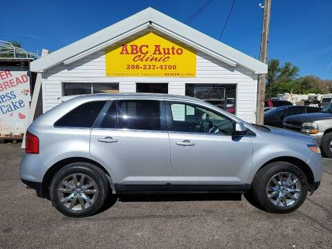 2011 Ford Edge for sale at ABC AUTO CLINIC in Chubbuck ID
