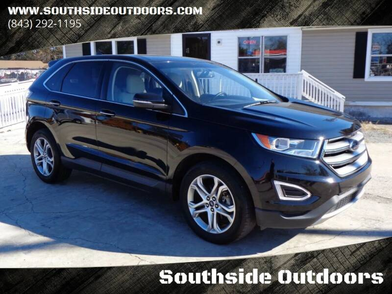 2016 Ford Edge for sale at Southside Outdoors in Turbeville SC
