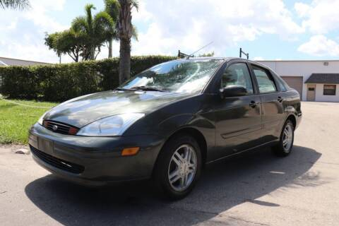 2001 Ford Focus for sale at Keen Auto Mall in Pompano Beach FL