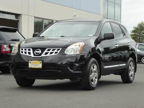 2013 Nissan Rogue for sale at Loudoun Used Cars - LOUDOUN MOTOR CARS in Chantilly VA