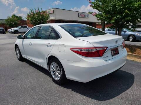 2017 Toyota Camry for sale at Atlanta Motor Sales in Loganville GA
