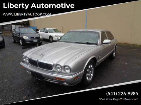 2001 Jaguar XJ-Series for sale at Liberty Automotive in Grants Pass OR