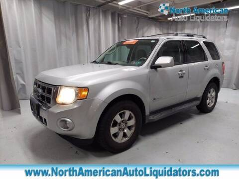 2009 Ford Escape Hybrid for sale at North American Auto Liquidators in Essington PA