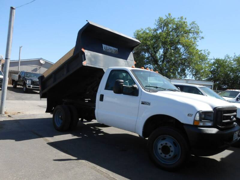 2004 Ford F-450 Super Duty for sale at Armstrong Truck Center in Oakdale CA