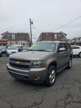 2012 Chevrolet Tahoe for sale at Key and V Auto Sales in Philadelphia PA