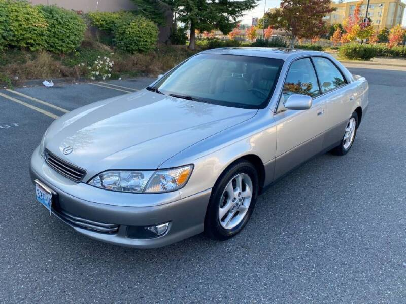 2000 Lexus ES 300 for sale at Washington Auto Loan House in Seattle WA
