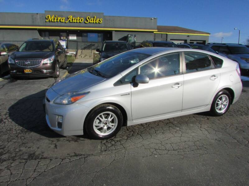 2011 Toyota Prius for sale at MIRA AUTO SALES in Cincinnati OH