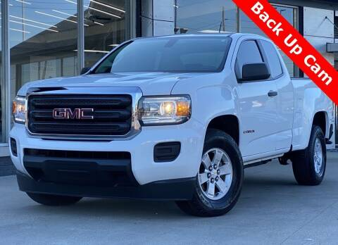 2016 GMC Canyon for sale at Carmel Motors in Indianapolis IN