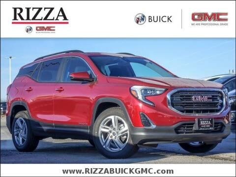 2021 GMC Terrain for sale at Rizza Buick GMC Cadillac in Tinley Park IL