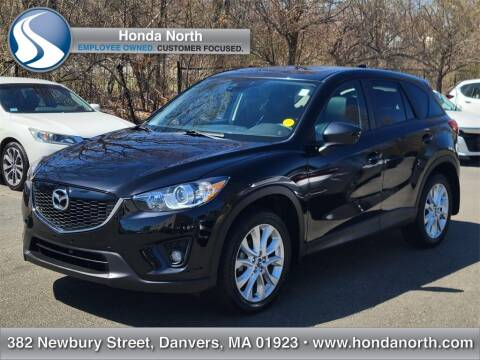 2015 Mazda CX-5 for sale at 1 North Preowned in Danvers MA