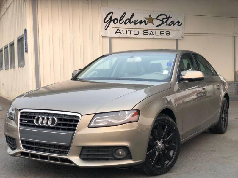 2011 Audi A4 for sale at Golden Star Auto Sales in Sacramento CA