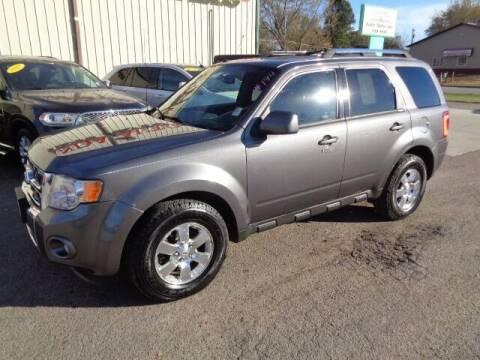 2011 Ford Escape for sale at De Anda Auto Sales in Storm Lake IA
